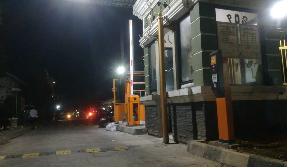 Portal Parkir Otomatis Tangerang